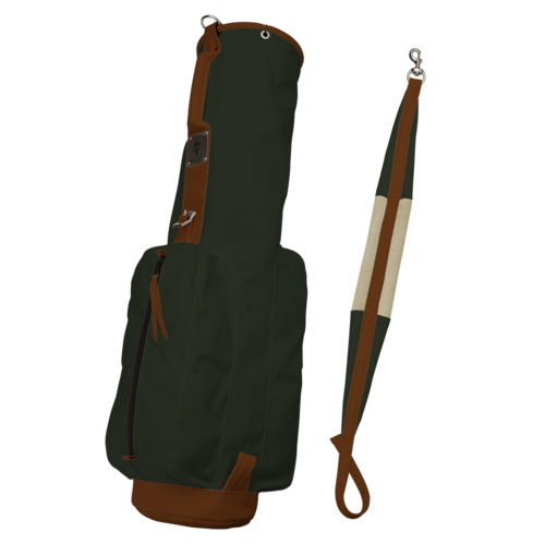 Waxed Canvas MacKenzie Original Walker golf bags